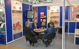 SIC on the annual excibition of AgroProdMash 2014 in Moscow