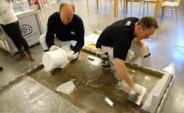 SIC has visited Ardex factory in Austria