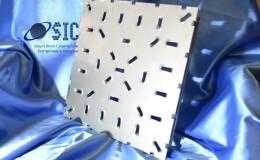 Стальная анкерная плитка для проездных зон и зон повышенных нагрузок