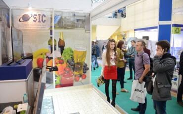 SIC представил обновленные высококачественные системы полов для пищевых производств на выставке АгроПродМаш 2016.