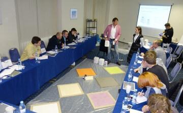 Посещение семинара PanDOMO Ardex в Москве
