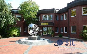 Argelith Керамика. Производство химстойкой керамогранитной промышленной плитки Argelith Германия.